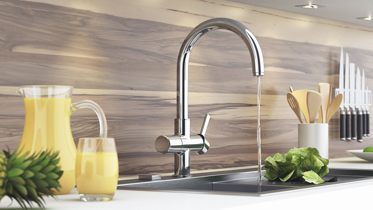 grohe kitchen faucet