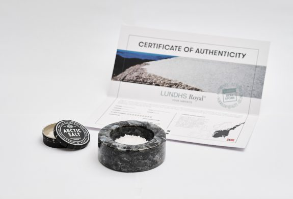 lundh certificate